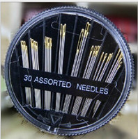 Wholesale 300PCS Assorted Hand Sewing Needles Embroidery Mending Craft Quilt Sew Case