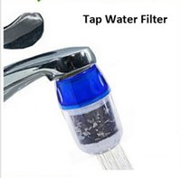 Wholesale Home Kitchen Bathroom Healthy Tap Water Filter Water Purifier Faucet Activated Carbon Filter filtro de agua