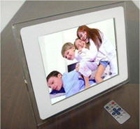 Wholesale NEW quot LCD Digital Photo Frame Picture frame