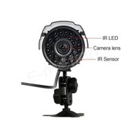 Wholesale CH Channel cctv system IR Waterproof Surveillance Security DVR Night Vision Camera System Kit motion detection