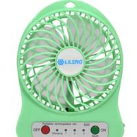 Wholesale Best Selling Wind Turbine Mini Portable USB or Li ion Battery Rechargeable Multifunctional Fan