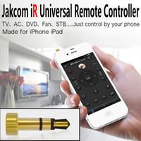 al por mayor iphone luz led remoto-Jakcom i2L Ir Mando a distancia universal con luz LED para el sistema IOS 7 o una versión superior de todos los iPhone, iPad y Touch Smart Home para usted