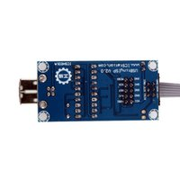 avr isp programming - New AVR USB Tiny ISP Programmer Module USB Download Interface Board with Pin Programming Cable For Arduino Brand New