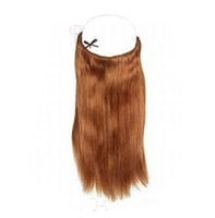Wholesale 2015 NEW STYLE Flip in Hair Extension Human Halo Hair Extensions Brazilian Remy Human Hair Unprocessed Human Hair