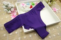 girls panties - Fashion Hot Sexy Lace Women Underwear Girl Thongs G string V string Lady Panties Lingerie Underwear Seamless crotch cotton female thong unde