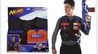 Wholesale Nerf TACTICAL Vest KIT with Elite darts and clips N Strike Toy Guns