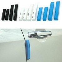 automobile door edge guards - 4pcs EVA Car Door Protector Fiber Door side Edge Protection Guards Stickers for all car automobile accessory