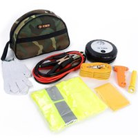 Wholesale He along with the car emergency kit kit manufacturers automobile tire pump YD Kit
