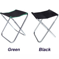Wholesale Hot Sale Portable Folding Chair Outdoor Camping Fishing Chair Aluminum Oxford Cloth Cadeira with Carry Bag