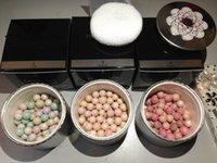Wholesale Top Brand Powder Ball Meteorites Poudre Visage Pearls Powder Face Powder g Loose Powder Have Color