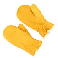 Wholesale Good Quality Pair Kitchen Heat Resistant Cotton Gloves Microwave Oven Pot Holder Baking BBQ Cooking Gloves