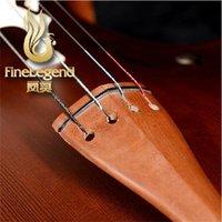 Wholesale Solid wood cello handmade wooden cello Children adults cello Musical Instrument FineLegend brands FLC2111
