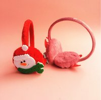 Wholesale Cool Christmas Ear Muffs Styles Fashion Christmas Ear Muffs Christmas Gifts Accessories Online Sale
