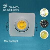puck led light - Hot sell W COB LED Puck Cabinet Light LED spotlight led down lights w undercabinet lights warm white white dimmable V