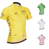 Cheap 2015 Tour De France Cycling Jerseys Cycling Shirts Cycle Clothes  Cycling Wear  Cycling Short Sleeve Bike Clothing
