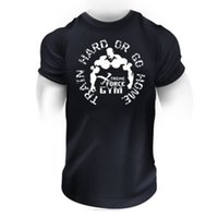 best mma - MMA GYM BODYBUILDING MOTIVATION T Shirt BEST WORKOUT CLOTHING TRAINING MAN TEES SHIRTS PLUS SIZE S XL