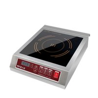 stainless steel induction cooker - 3500W Commercial Restaurant Induction Cooktop Countertop Induction Cooker