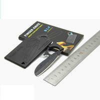 knife knives lot - 10pc new creative finger knife credit card knife multifuction tools boutique knife gift knife