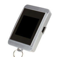 Wholesale Digital Album inch LCD Mini Digital Photo Frame Electronic with Keychain Picture Frame order lt no track