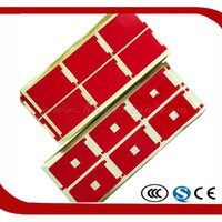 backlight paper - 100Pcs Backlight Red Film Sticker For iPhone S S C plus Backlight Paper Scratch resistant LCD Screen Protector