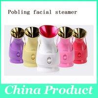 Wholesale Korea Pobling makeup health monitors facial steamer beauty machine for beauty salon acne facial humidifier
