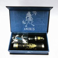 vape - Multi colors clone Anubis mechanical Mod Kit High quality Anubis Vape Mechanical Mod kit Quick seller