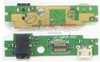 audio mainboard - 10pcs new USB Charging Charger Board SUB PCB Mainboard Audio Plug connector dock port board or Lenovo A2107 A2207 Tablet
