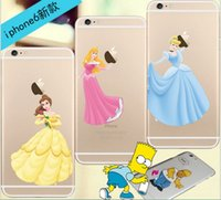 ate cover - IPHONE CASE Simpsons PC Frosted transparent the Simpson eat APPLE case for iPhone s plus Cover