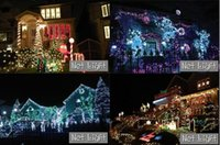 Wholesale 50X water proof multi color V V LED Net light x1 m LED bulbs strip string light For Xmas Christmas Wedding Party Xmas Decoration