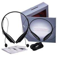 boxing wear - HBS Tone Wireless Wearing Bluetooth Stereo Earphones Headset Headphones for Samsung S5 LG Iphone Retail box HBS730 HBS smartphones
