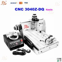 Wholesale Newest cnc router machine Z DQ with th axis wood cutting machine woodworking machine for sale
