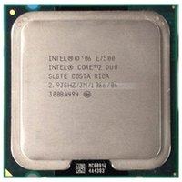 Wholesale Not a Brand New Intel Core Duo E7500 Processor GHz MB MHz Socket LGA775