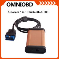 Wholesale Newest Cdp Bluetooth in with Oki Chip car truck generic diagnostic tool TCS CDP DHL