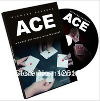 ace deliveries - ACE by Richard Sanders magic teaching video close up magic fast delivery card magic