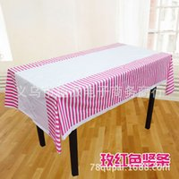 Wholesale Children s Birthday Party Supplies Party tablecloths decorated table linen tablecloth tablecloths disposable baby age