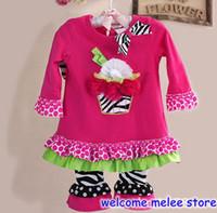 Cheap girls dress set Best set kids