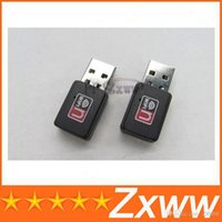Wholesale good Mini USB WiFi Wireless Adapter Mbps Laptop Network LAN Card n g b HZ