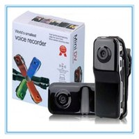 Wholesale Car DVR High Quality Mini MD80 DV Sport digital Hidden Micro Video Camera Recorder Camcorder DVR web cam Acoustic camera MP CMOS x480p