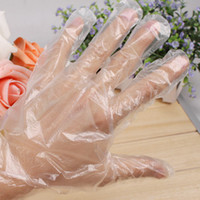 Wholesale 3000pcs Housework Cleaning Disposable Gloves Household Cleaning Tools Sanitary DIY Safety Plastic