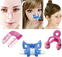 Wholesale Hot sell Nose Up Clip Bridge Lifting Shaping Shaper Clipper Straightening Face Nose Beauty tool DHL FEDEX
