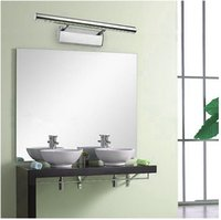 Others bathroom lighting pictures - W SMD LED Wall Sconces Picture Mirror Front Light warm whiteFixture Bathroom Lamp Y