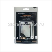 Wholesale tracking number GGS Self Adhesive Optical Glass LCD Screen Protector for Canon EOS D