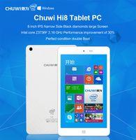 windows 8 tablet - Original Inch Chuwi HI8 Windows Android Dual boot tablets pc Intel Z3736F Quad Core GB GB GPS1920 Multi Language