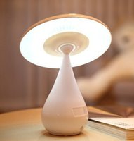 airs daisies - 1 Piece LED Anion Daisy Mushroom Oxygen Bar Air Purifier Smoke Cleaner Touch Control Night Light Desk Lamp