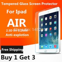 apple ipad buy - Buy Get Uniteck D H mm Anti Explosion Tempered Glass Screen Protector For Apple Ipad air With Retail Package