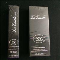 Wholesale Exclusive hot Makeup Lilash Librow Purified Eyelash Serum ml Make Your Eyelash grow top quality DHL