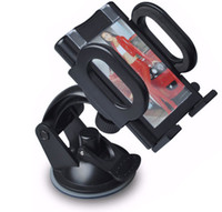 Wholesale Multifunction Stand Rotating Degree Universal Car Holder Windshield Mount Bracket for Iphone S5 S4 GPS Phone Holder