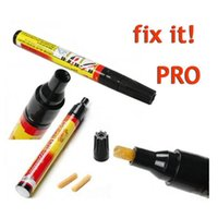 Wholesale Free DHL Hot Selling Fix It Pro Clear Car Scratch Repair Pen Simoniz Clear Coat Applicator Permanent Water Resistant Cover a920