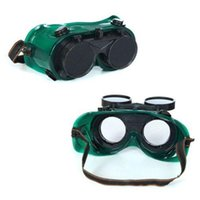 Wholesale Welding Cutting Safety Glasses Eyes Protection Solder Flip Up Welder Goggle