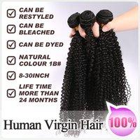 Brazilian Hair hair extensions - 2015 Super Star Curly Hair Extensions Unprocessed Vigin Brazilian Peruvian Malaysian Hair Bundles No Sheding No Tangle Human Hair Weaves